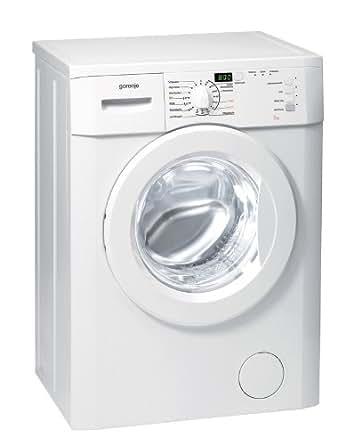 Gorenje WA50149S Waschmaschine / A / 5 kg / Feinwäsche / Leicht Bügeln / Sparprogramm ECO