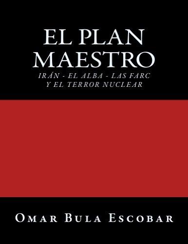 Portada del libro El Plan Maestro de Omar Bula Escobar