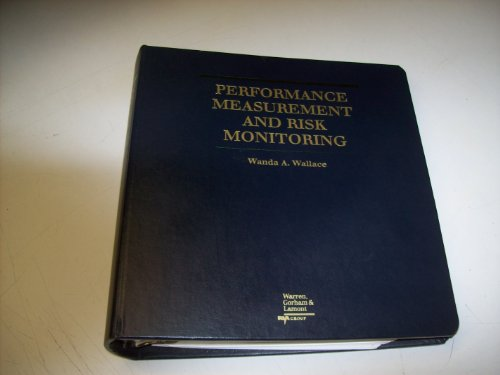 Performance measurement and risk monitoring