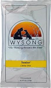 Wysong Senior Dog Food Bag, 8-Pound