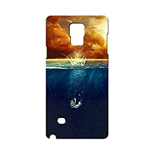 G-STAR Designer Printed Back case cover for Samsung Galaxy Note 4 - G4306