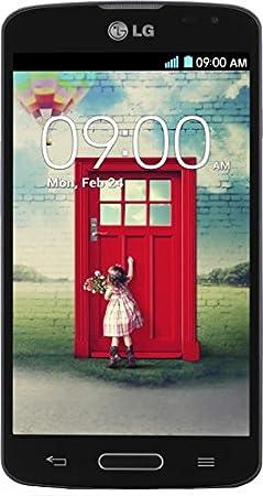 LG D315 F70 Smartphone débloqué (Ecran: 4.5 pouces) Noir (import Italie)