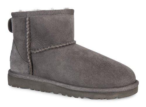 Ugg Australia Kids Classic Mini Boot Grey Size 4 front-163300