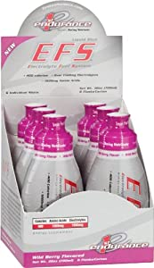 First Endurance EFS Liquid Shot - 6 Pack One Color, Wild Berry (Net Wt. 30 oz.)