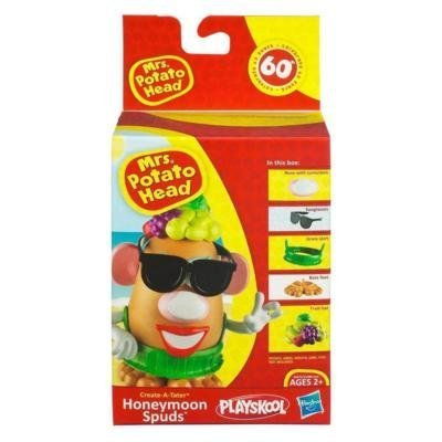 Playskool Mrs. Potato Head Honeymoon Spuds - Girl front-985188