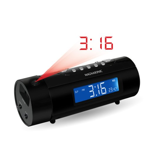 Alarm Clocks That Project Time On Ceiling