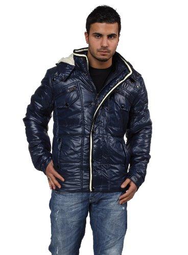 GOV-DENIM Men Winter Jacket Harlem