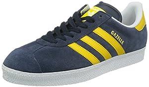 Adidas Gazelle II Schuhe legend ink-rhythm yellow-running white - 44 2/3