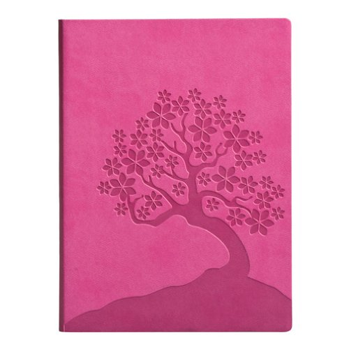 Eccolo Essential Collection 5 x 7 Inches Lined Journal, Cherry Blossoms (Hot Pink Journal compare prices)