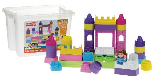 Fisher-Price Little People Builders Build ?N Fun Palace
