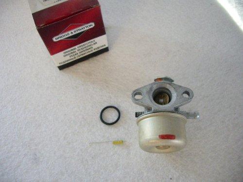 Briggs & Stratton 494217 Carburetor Replaces 493265, 493868