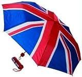 Ladies Union Jack Compact Umbrella