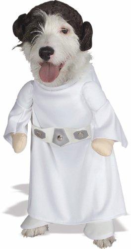 Star Wars Princess Leia Pet Costume, Medium