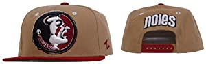 Florida State Seminoles Adjustable Adult Refresh Snapback Logo Cap by Unknown
