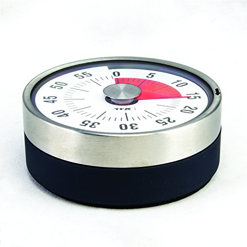 Tfa timer da cucina puck colore antracite - Timer da cucina ...