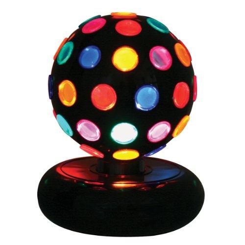 LumiSource LS-DISCO 6M Color Rotating Ball Disco Lamp