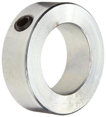 Shaft Collar Set Screw Type Zinc Plated Steel 1 5/16 x  2 1/8 OD