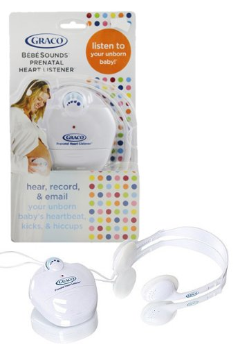 Cheap GRACO PRENATAL HEART LISTENER