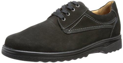 Ganter Mens Eric, Weite G Casual Black Schwarz (schwarz 0100) Size: 8.5 (42.5 EU)