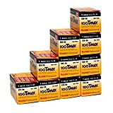 Kodak Tmax 100 Black and white film - 10 Pack