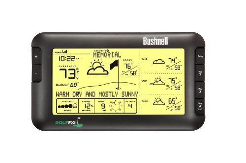 Bushnell Golf Fxi 7 Day Wireless Weather Forecaster For Golf