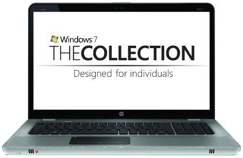 Hp envy 17 1190 173 inch laptop pc intel core i7 720qm processor 16 ghz 4 gb ram 500 gb hdd windows 7 home premium