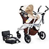 Orbit Baby Stroller Travel System G2, Mocha (Discontinued by Manufacturer)