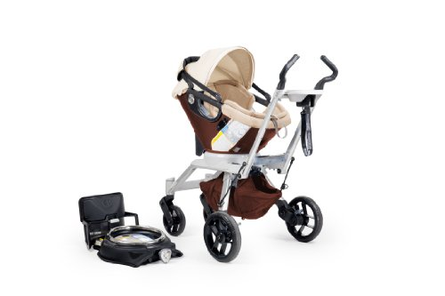 Orbit Baby Stroller Travel System G2, Mocha