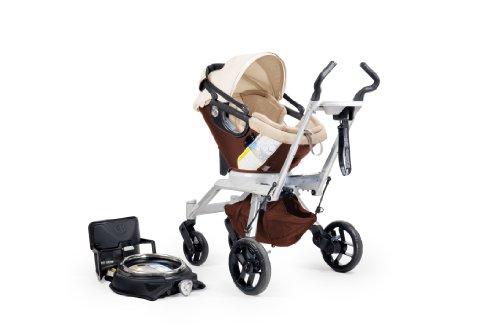 Orbit Baby Stroller Travel System G2, Mocha