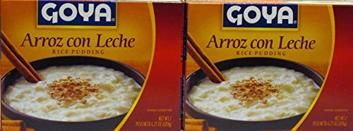 Goya Rice Pudding Arroz Con Leche 4.25 Oz (120g) Package (2 Pack) (Rice Pudding compare prices)