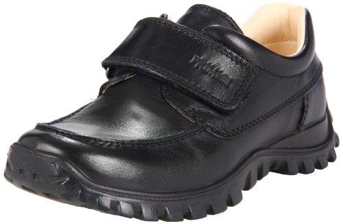 Primigi Boys Walker Oxfords-Shoes,Nero Leather ,26