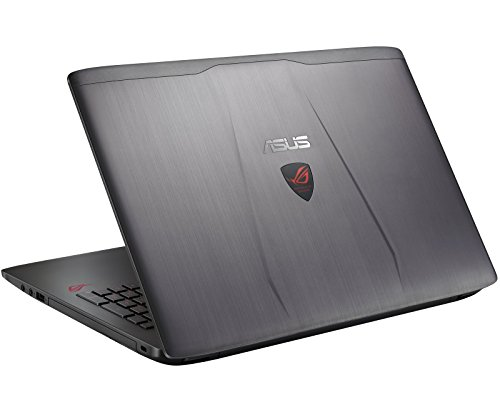 Asus rog gl552vw dh71 hid metal grey 156 i7 6700hq 26 35ghz 2gb gtx 960m windows 10