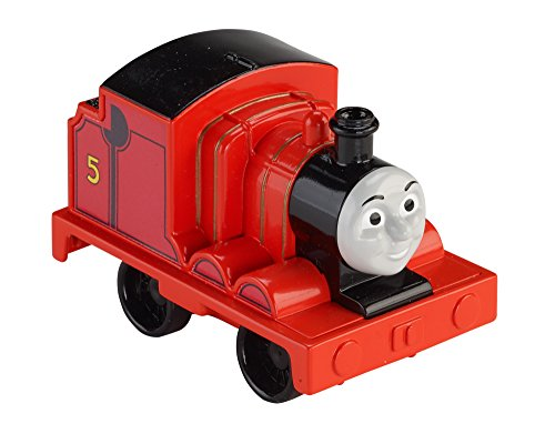 Fisher-Price My First Thomas The Train Push Along James Train - 1