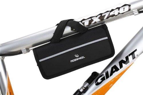 【送料無料】ROSWHEEL自転車用・携帯,車載工具セット,空気入れ・パンク修理他