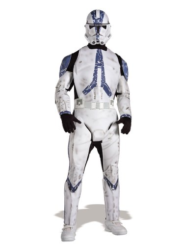 Star Wars Clone Trooper Sci Fi Movie Costume