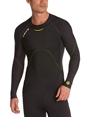 Skins A400 Long Sleeve Men's Compression Top by Skins
