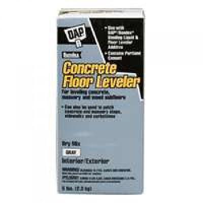 Dap 5 Lb Concrete Floor Leveler/Patch 10414
