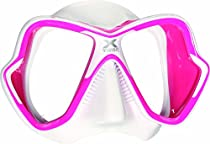 Mares X-vision Liquid Skin 14 Mask (PINK/WHITE)