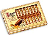 Asbach Uralt Brandy Filled Chocolates in 20 Bottle Window Gift Box - 300g/10.6oz