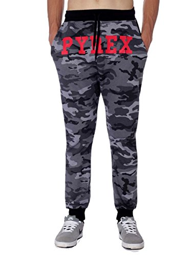 Pantalone Pyrex in Felpa Cotone Garzato 33053 Made in Italy M, Var.Unica MainApps