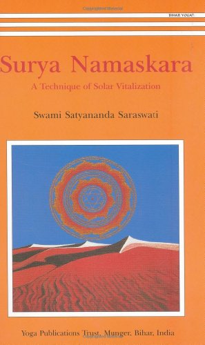 Surya Namaskara: A Technique of Solar Vitalization