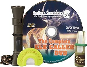 Hunters Specialties Hussy Wayne Carlton Herd Pack Elk Calling Kit by Hunter
