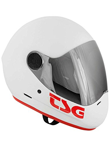 TSG Helm Pass Solid Color