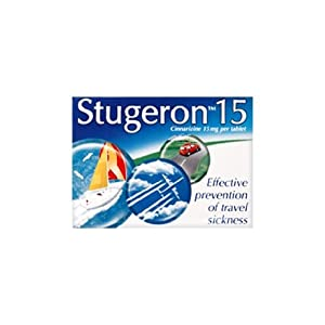 STUGERON TABS TRAVEL PACK 53611 15