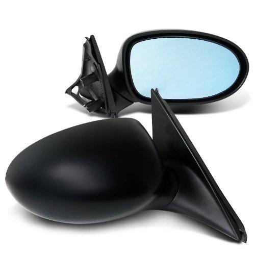 Bmw E39 525I 528I 540I Euro Power Folding Mirrors Black
