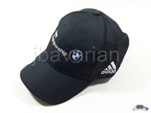 Bmw Adidas Performance Max Cap - Black by BMW Lifestyle