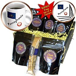I Love Pennsylvania - Coffee Gift Basket