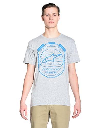 Alpinestars T-Shirt Counter [Blu]