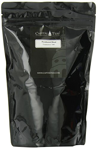Capital Teas Presidential Blend Tea, 8 Ounce