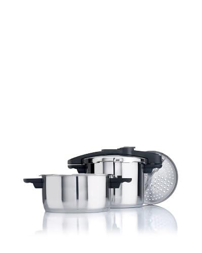 Fagor Chef Xtra – Conjunto ollas rápidas de 4 y 6 litros